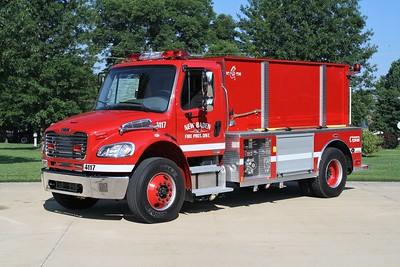 NEW BADEN FPD  TANKER 4117  2010  FREIGHTLINER M2 - CENTRAL STATES   250-1800   #289810