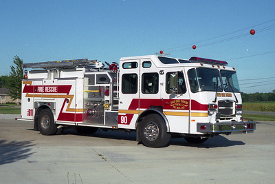 SUGAR CREEK TOWNSHIP FPD ENGINE 90