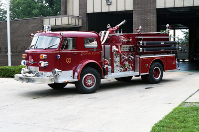 CHARLESTON FD  ENGINE 2  ALFCO