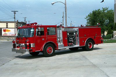 ENGINE 1   PIERCE ARROW