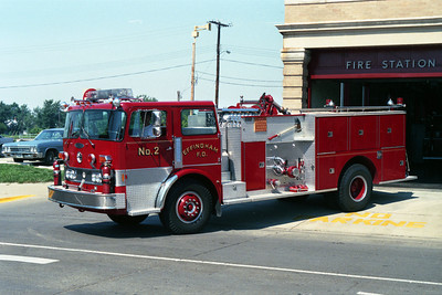 EFFINGHAM  ENGINE 2   PIERCE