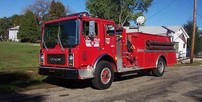 ENGINE 851 MACK MC 1250-1000