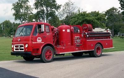 MARATHON REFINERY FIRE BRIGADE   IHC