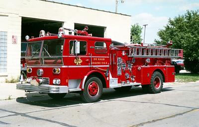 DEKALB  ENGINE 2   1970 WLF AMBASSADOR  1000-750   # 80-161