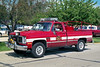 DEKALB  BRUSH 6  1985 GMC - FD BUILT  250-200