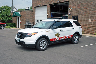DEKALB  CHIEF 2  2014 FORD EXPLORER