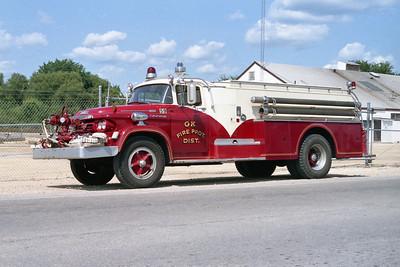 GENOA-KINSTON FPD  ENGINE 59  1959 DODGE- HOWE  750-1000  BF