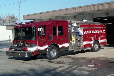 GENOA-KINGSTON  ENGINE 2  HME - US TANKER