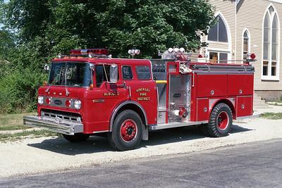 HINCKLEY FPD ENGINE 5