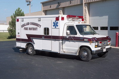 KIRKLAND AMBULANCE