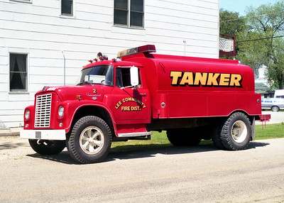 LEE  TANKER 2   IHC LOADSTAR 1890 - PROGRESS   0 - 1800