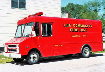 LEE  RESCUE 4  CHEVY STEPVAN