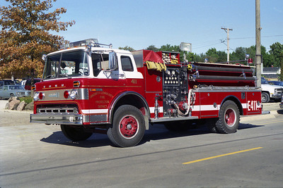 SANDWICH FPD ENGINE 411