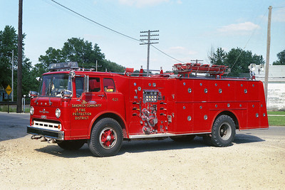 SANDWICH FPD ENGINE 421