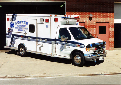 SANDWICH FPD AMBULANCE 441