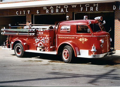 SANDWICH FPD ENGINE 6