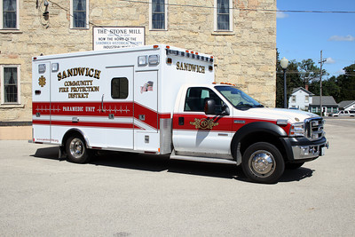 SANDWICH FPD  AMBULANCE