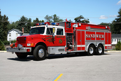 SANDWICH COMMUNITY FPD ENGINE 425