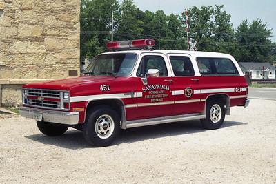 SANDWICH CAR 451