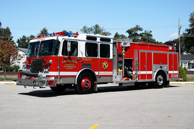 SANDWICH COMMUNITY FPD ENGINE 420