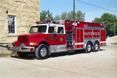 SANDWICH FPD ENGINE 415