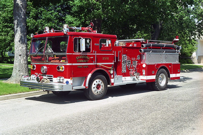 SHABBONA  ENGINE 2518  1970 WLF  1000-750   X- DEKALB  ENGINE 2