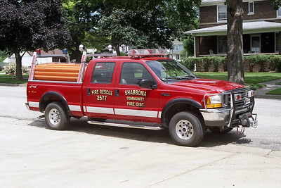 SHABBONA COMMUNITY FPD  RESCUE 2577