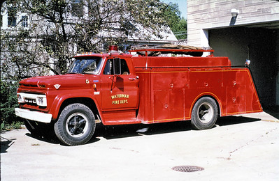 WATERMAN  TANKER 6