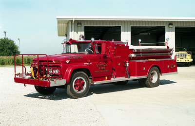 ATWOOD  ENGINE 63  GMC 5000 - TOWERS