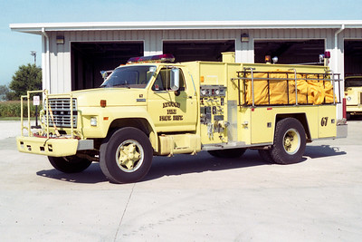 ATWOOD  TANKER 67  FORD F - FMC