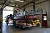 ATWOOD  TRUCK 66   MAXIM  85'  REAR VIEW  X-TUSCOLA FD    BILL FRICKER PHOTO