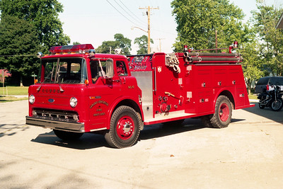 CAMARGO  ENGINE 41  FORD C - TOWERS