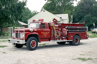 TUSCOLA  ENGINE 92  FORD F - ALFCO