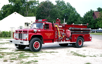 TUSCOLA  ENGINE 92  FORD - ALFCO
