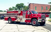 TUSCOLA  ENGINE 92   FORD F-800 - TOWERS