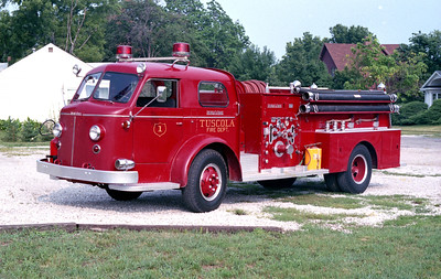 TUSCOLA  ENGINE 91  ALFCO 800