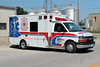 KANSAS  AMBULANCE 1  2012 CHEVY G4500 - DEMERS G12C-579  FRANK WEGLOSKI PHOTO