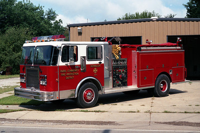 ENGINE 203  VERMILLION