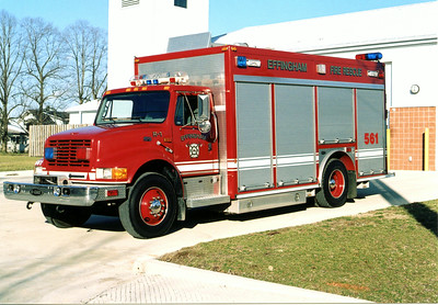 EFFINGHAM RESCUE 561  IHC - E-ONE HDR