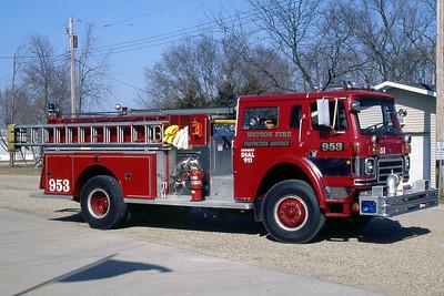WATSON FPD  ENGINE 953