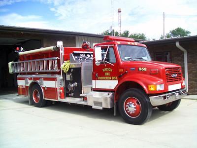 WATSON FPD ENGINE 952