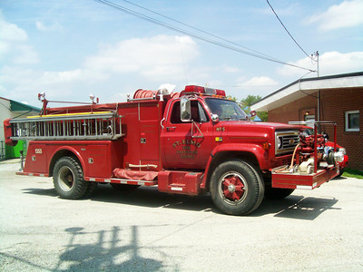 ST ELMO  ENGINE 1355  CHEVY C70 - TOWERS
