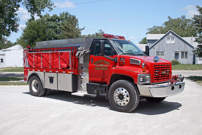 GIBSON CITY TANKER 1   2006 CHEVY C8500 - GOOD HOPE  500-2000