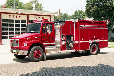 PIPER CITY  ENGINE 5  2003 FREIGHTLINER FL-80 - ALEXIS  1000-1500  #1799