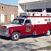ROBERTS - MELVIN  RESCUE 1  1976 CHEVY - STARLINE  X-LODA EMS