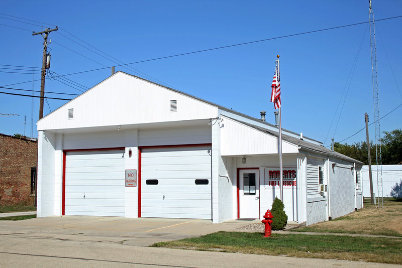 ROBERTS - MELVIN FPD  - ROBERTS STATION