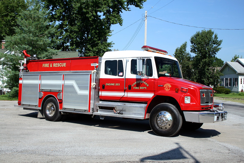 CHRISTOPHER FD ENGINE 203