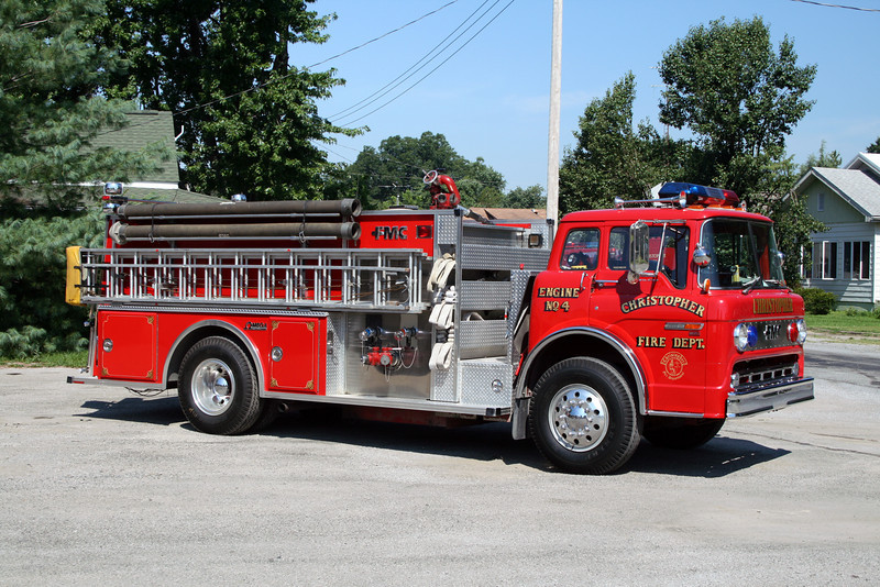 CHRISTOPHER FD ENGINE 204