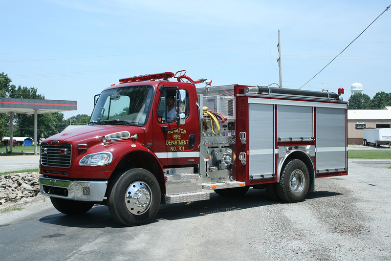 ROYALTON FD  ENGINE 701