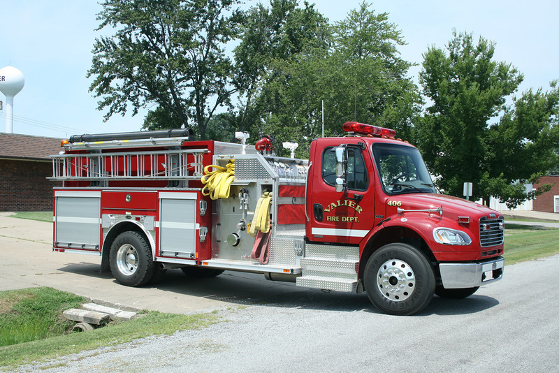VALIER FD  ENGINE 406